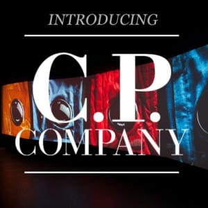 Introducing C.P. Company