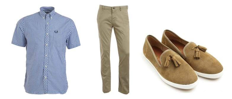 How To Style The Khaki Lorca Shoes