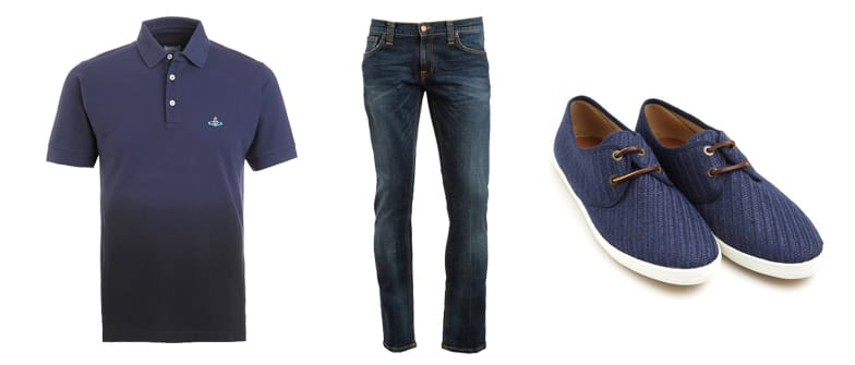 How To Style The Bilbao Plimsolls