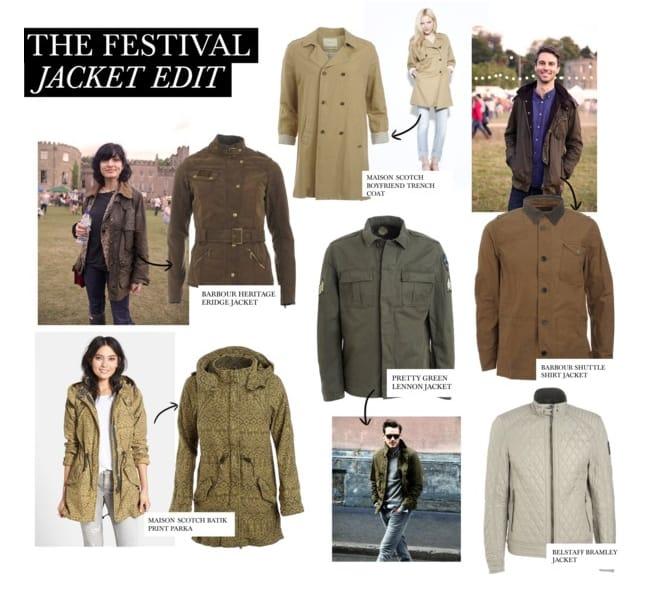 the jacket edit