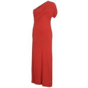 Vivienne Westwood Anglomania Red Maxi Dress