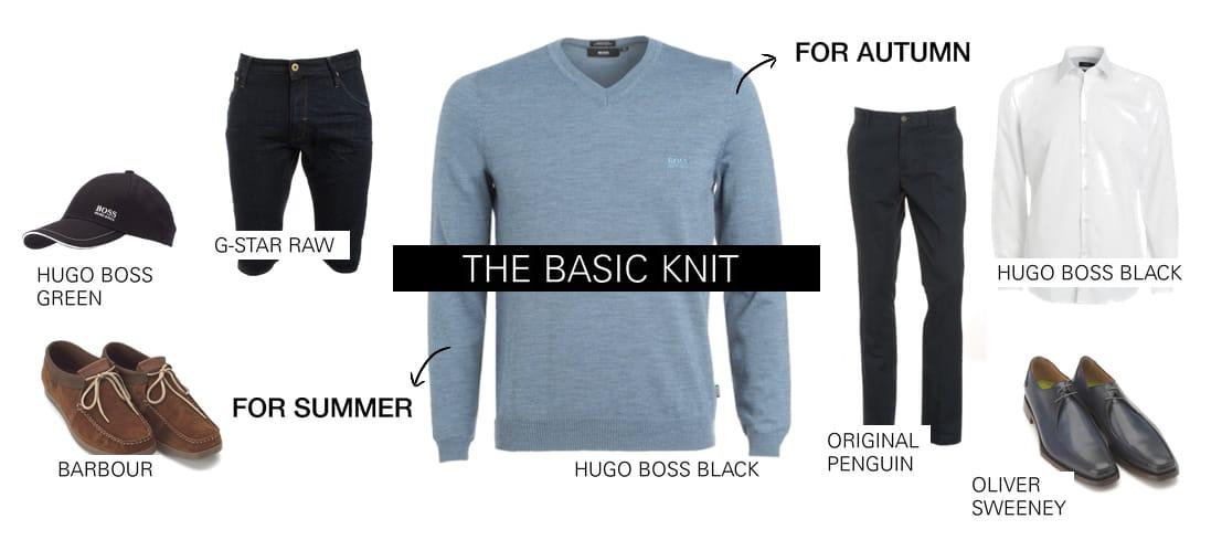 THE BASIC KNIT