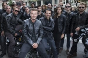 Belstaff David Beckham for Belstaff