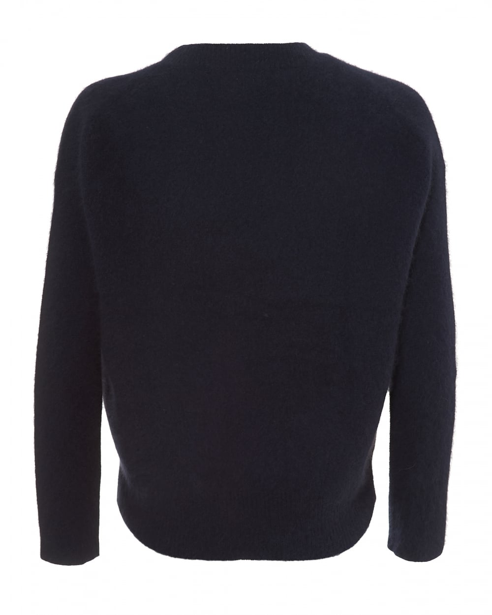 360 Cashmere Womens Alexa Jumper, Relaxed Fit Navy Blue Sweater