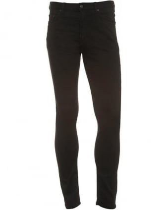 532 Black Slim Tapered Jeans