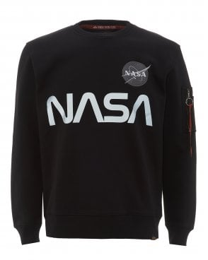 Shuttle HoodieGrey Industries Alpha Sweatshirt Mens Nasa Space lKJ1c3FT