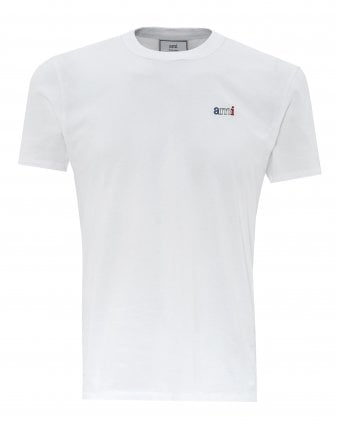 22ef034fc569 Mens French Tricolour Logo T-Shirt