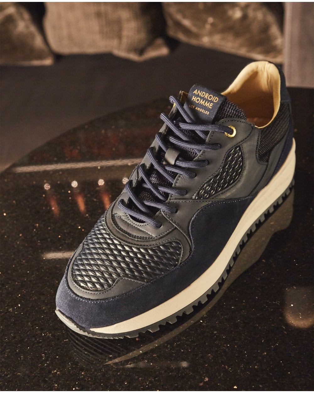 mens android homme trainers sale
