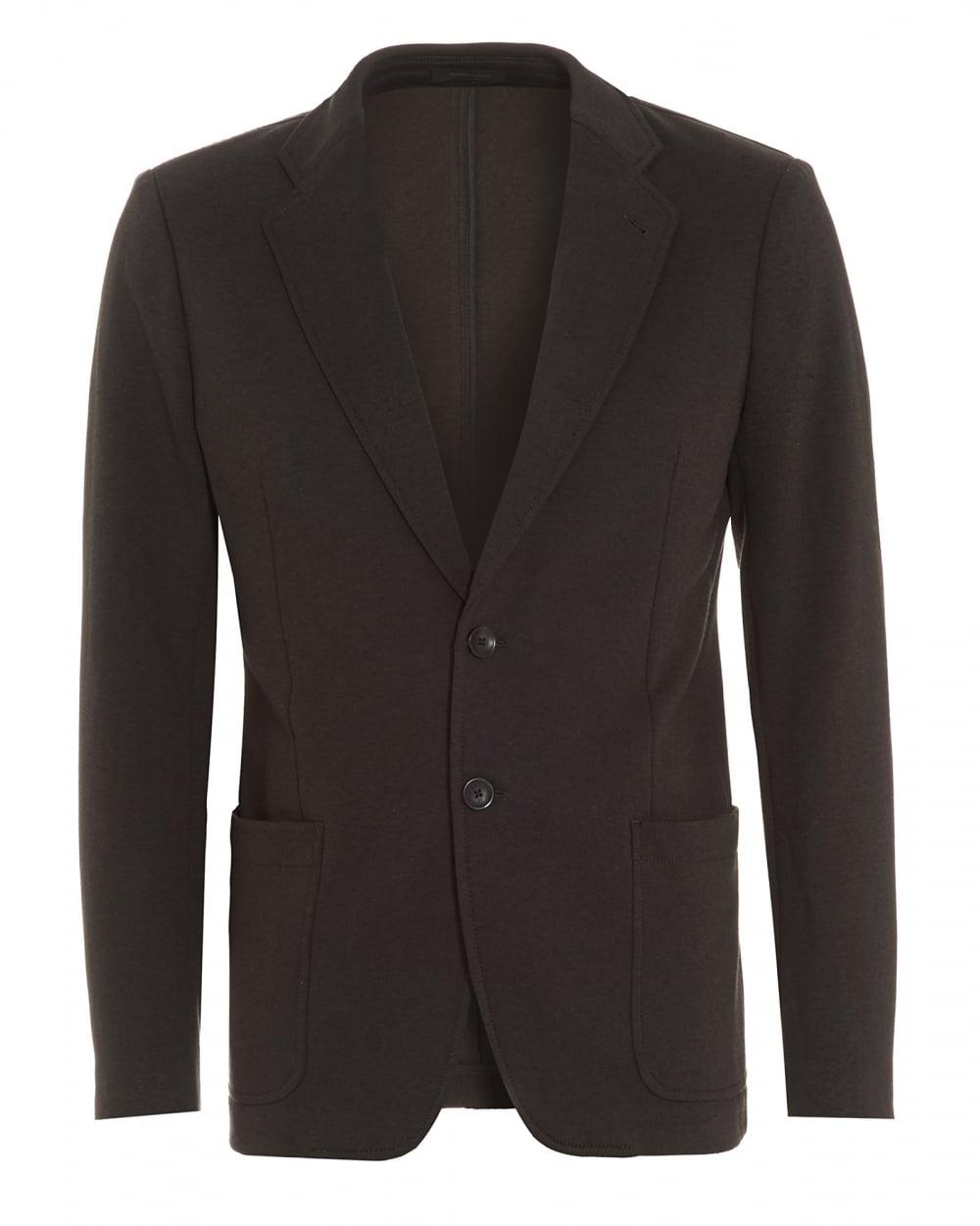 low priced bbcd5 2782e Mens Single Breast Grey Blazer Jacket