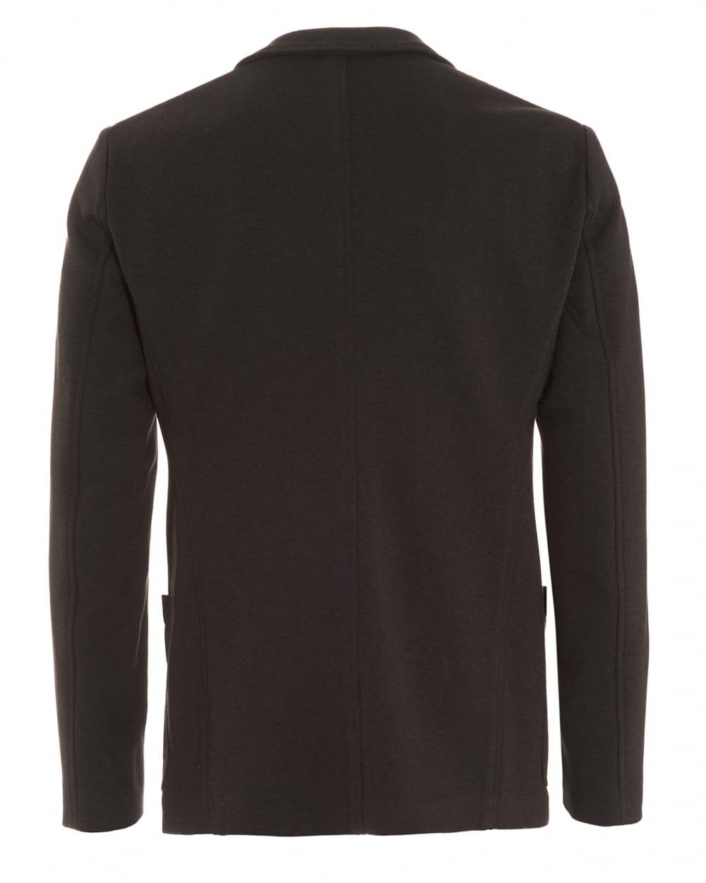 f6bdd9646c Mens Single Breast Grey Blazer Jacket