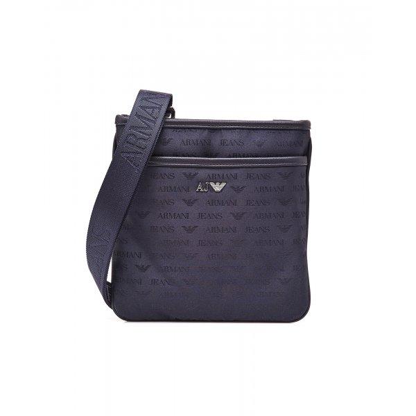 Armani Jeans Logo Messenger Bag 9902b8a91ccd9