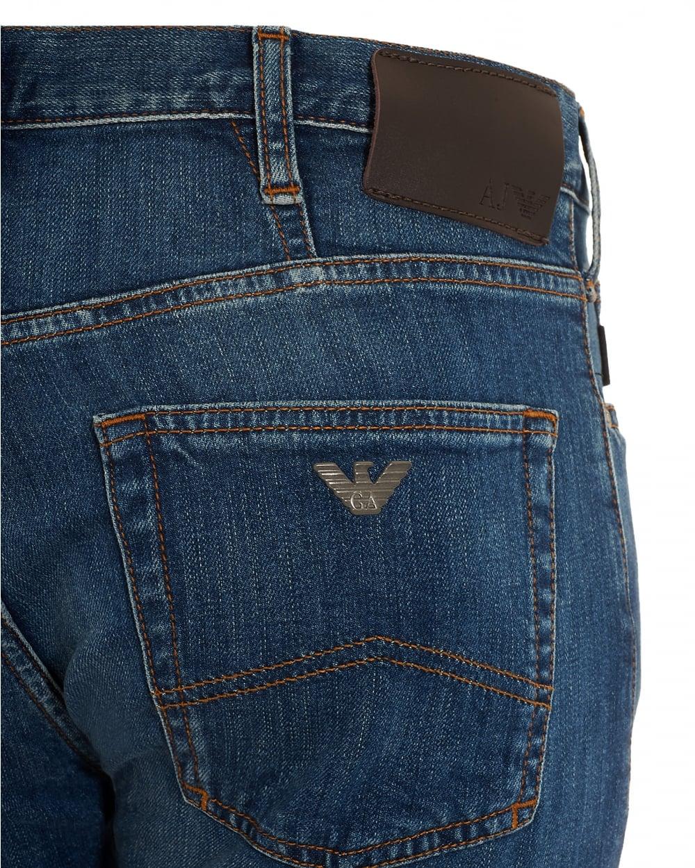 c70032325b130 Armani Jeans Mens J06 Jeans