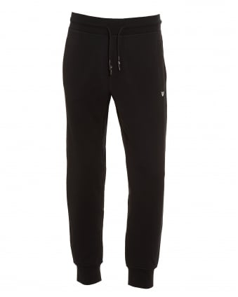 Mens Joggers, Black Slim Fit Track Pants