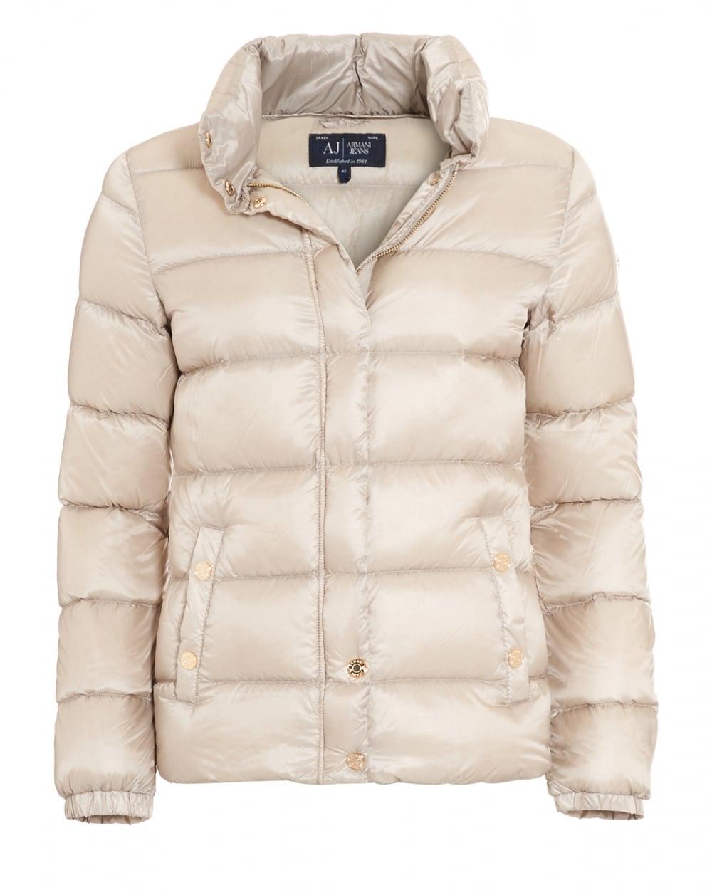 9d9714fe0 Armani Jeans Ladies Padded Coat