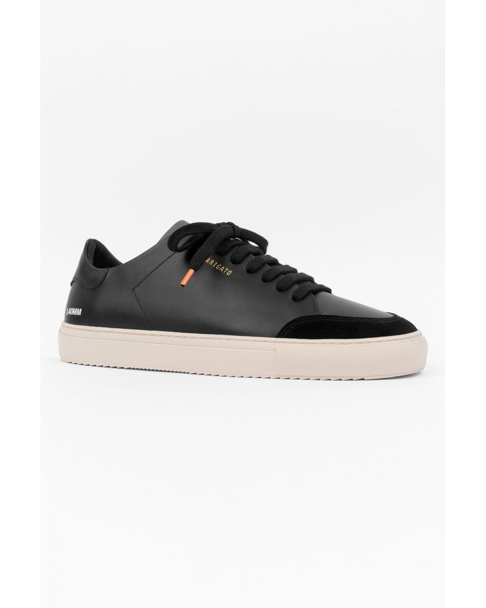 arigato black sneakers