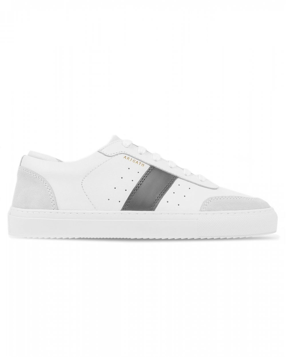 Axel Arigato Mens Dunk Leather Trainers