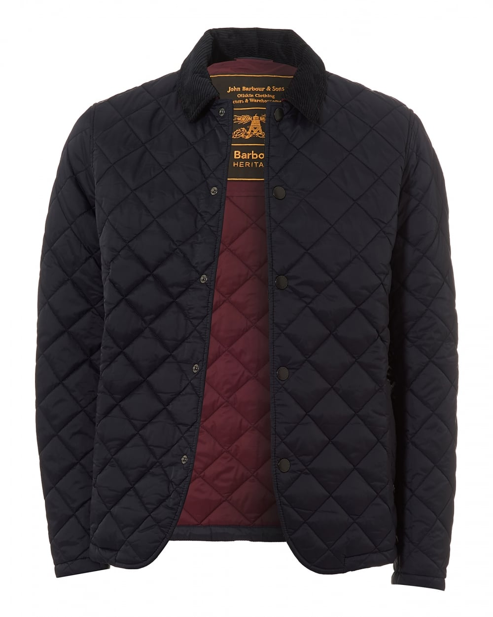 quilt navy blue jacket quilted barbour s men liddesdale