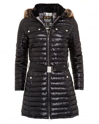 International Womens Endo Baffle Coat, Quilted Puffa Jacket