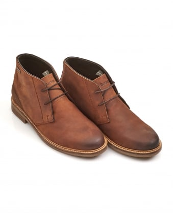 Lifestyle Mens Readhead Chukka Style Tan Boot