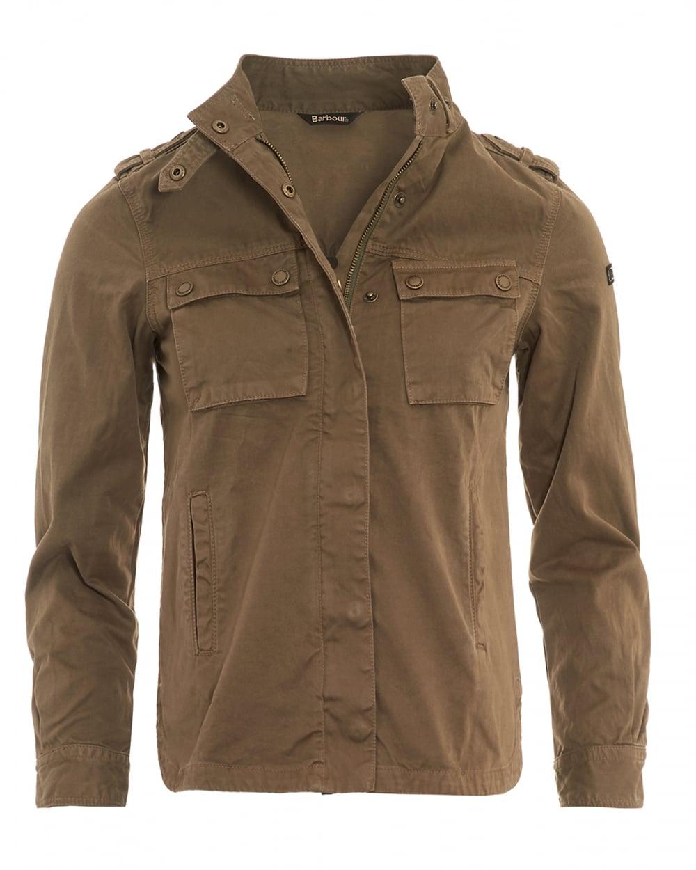 Khaki jacket for women