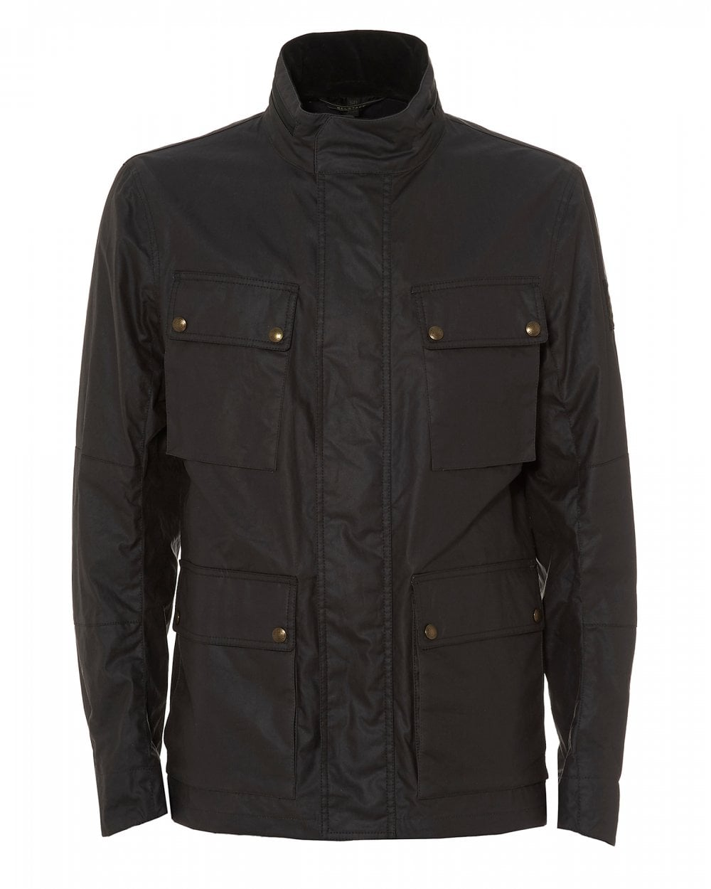 3b3f8bfbaf6f Belstaff Mens Explorer Waxed Jacket