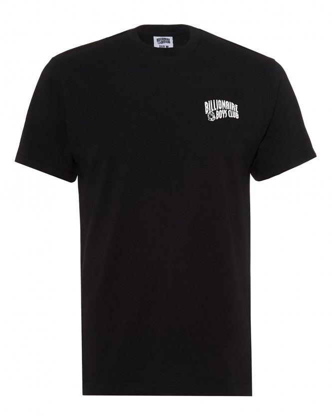Billionaire Boys Club Mens Arch Logo T-Shirt, Basic Black Tee