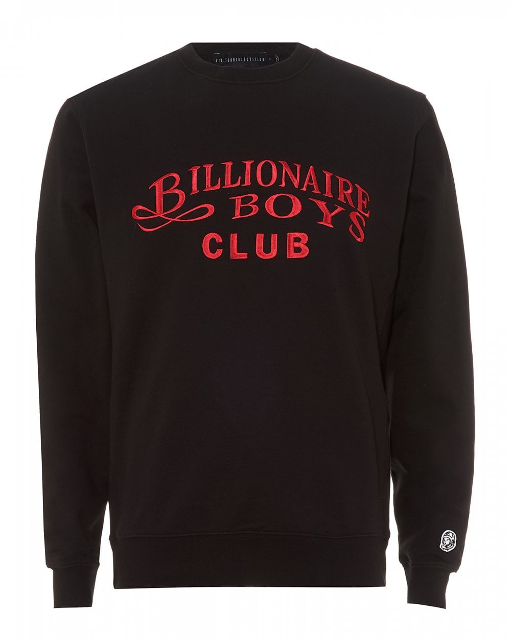 a9d45e207 Billionaire Boys Club Mens Embroidered Script Sweatshirt, Black Sweat