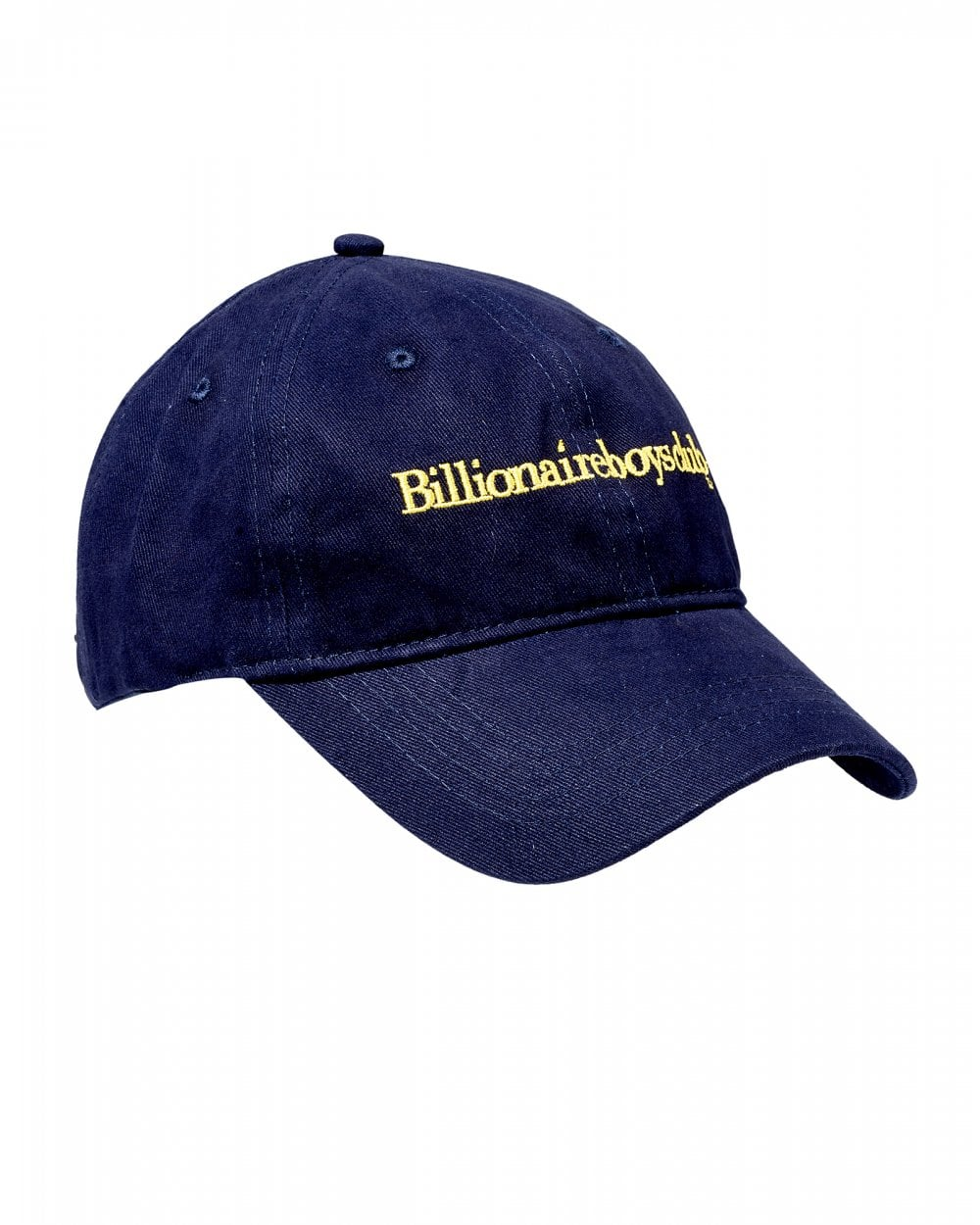 Billionaire Boys Club Mens Embroidered Text Logo Cap 8cf046c5e40