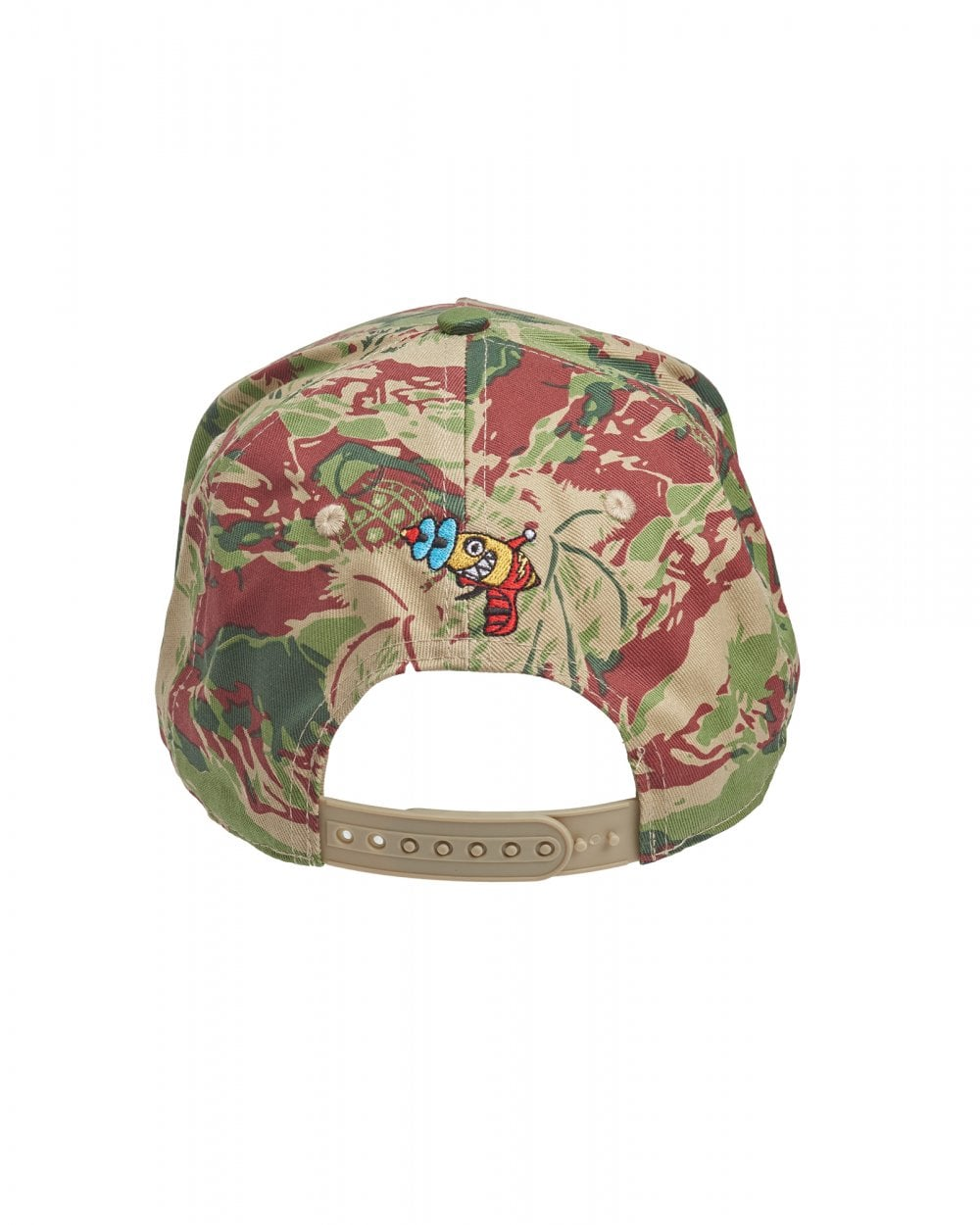 4c6a4f0e Billionaire Boys Club Mens Lizard Camo Print Snapback Cap, Logo Hat