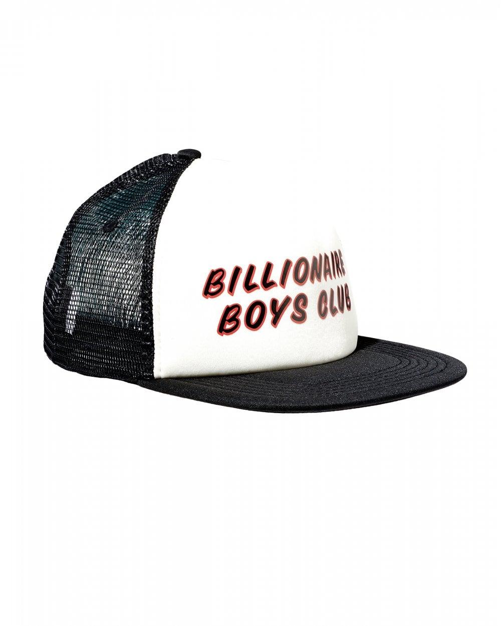 bf4fce687147f Billionaire Boys Club Mens Rocketin Trucker Cap