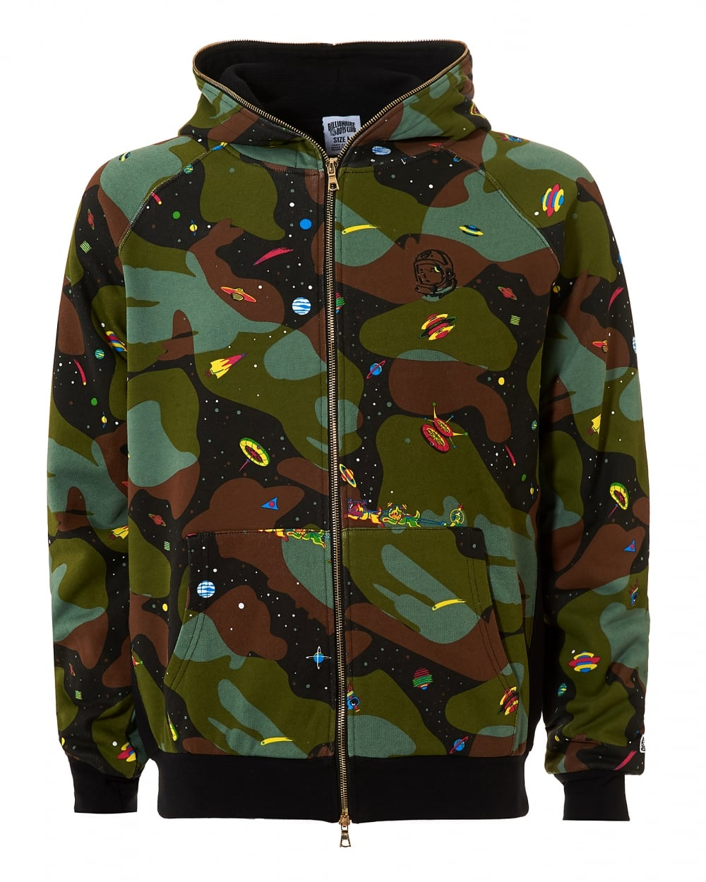 Billionaire Boys Club Mens Space Camo Hoodie d57024771da