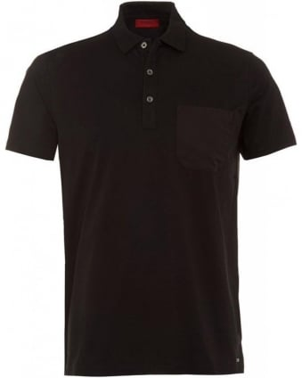 Black Polo Shirt Dyron Polo