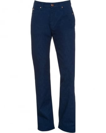 Blue Tonic 'J15' Slim Fit Contrast Jeans