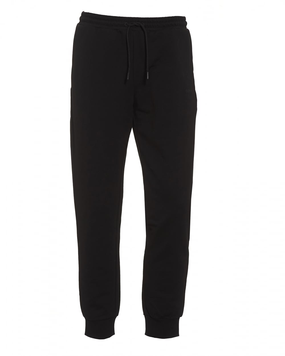 52c209b1 Hugo Boss Green Mens Hivon Tracksuit Bottoms, Black Sweat Pants