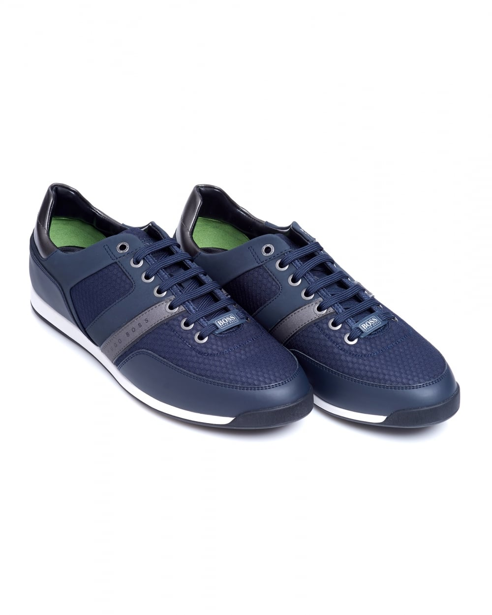 BOSS CASUAL MAZE - Trainers - dark blue uTTbK2