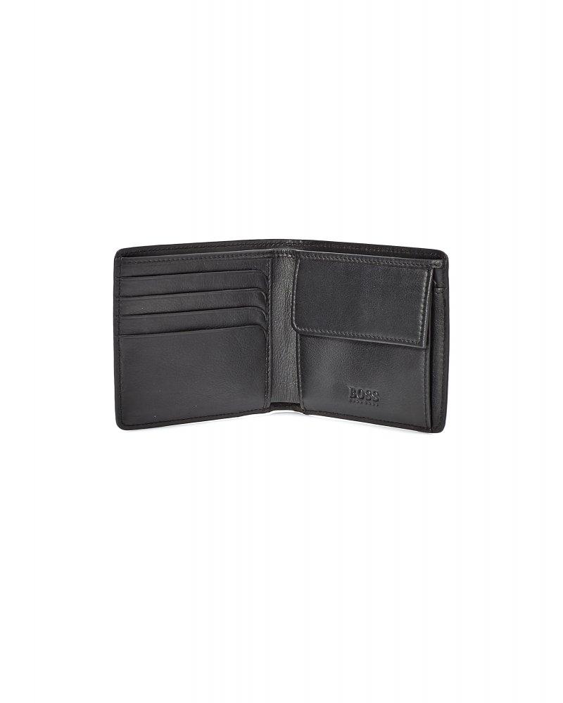 Greno Black Leather Wallet With Cardholder Gift Set Card Holder Name Holders 6215