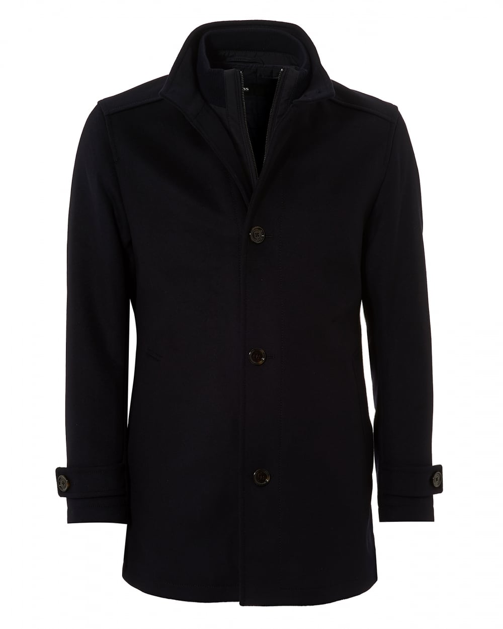 2d90748209a Hugo Boss Black Mens Camlow Coat