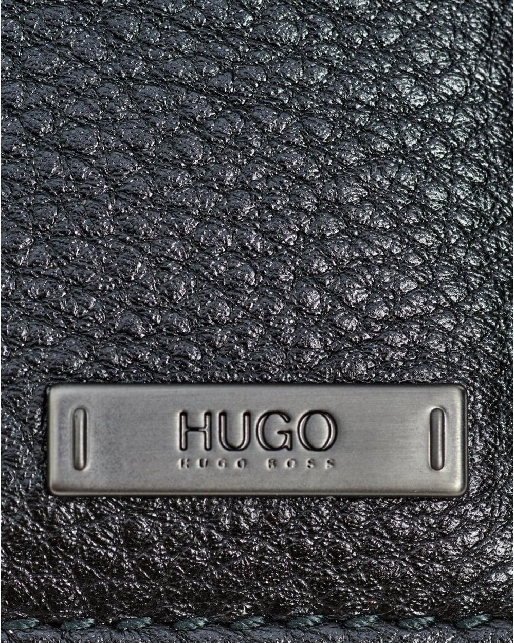 Hugo Boss - Hugo Mens Element_S Credit Card Holder, Rich Leather Wallet