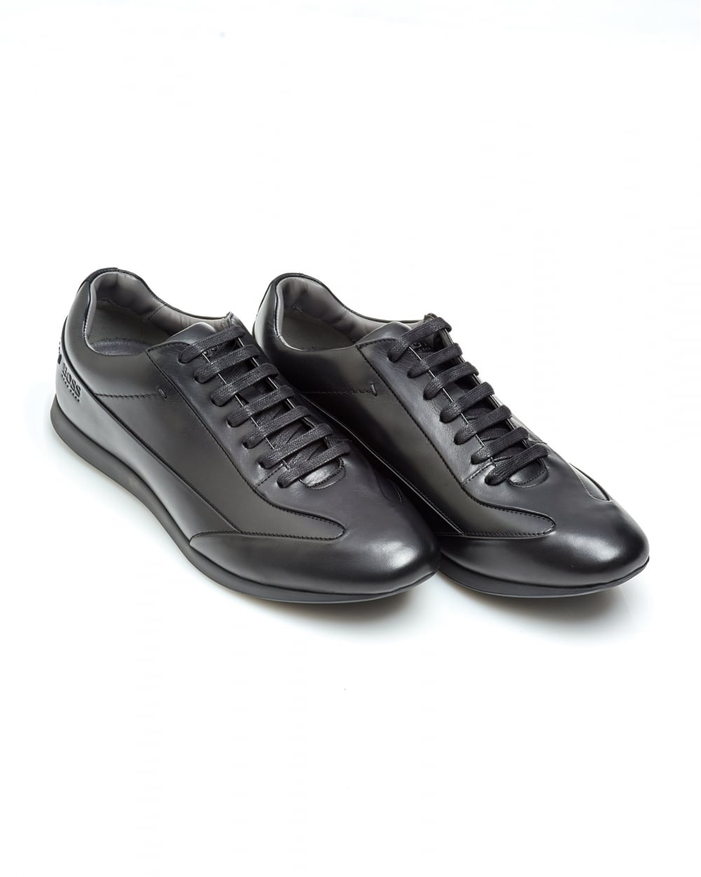 7ad099bf8fe0 Hugo Boss Black Mens Fult Trainers