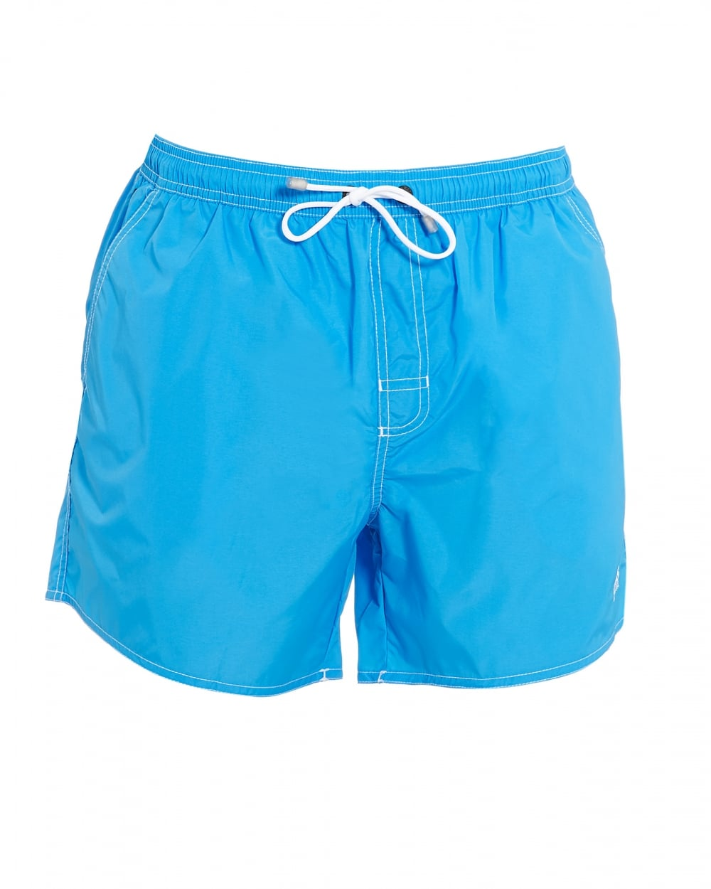 7492141365d34 Hugo Boss Body Mens Lobster Short Bright Blue Swim Shorts