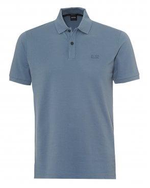 6f8e5376b Hugo Boss Black Long Sleeve Polo Shirt