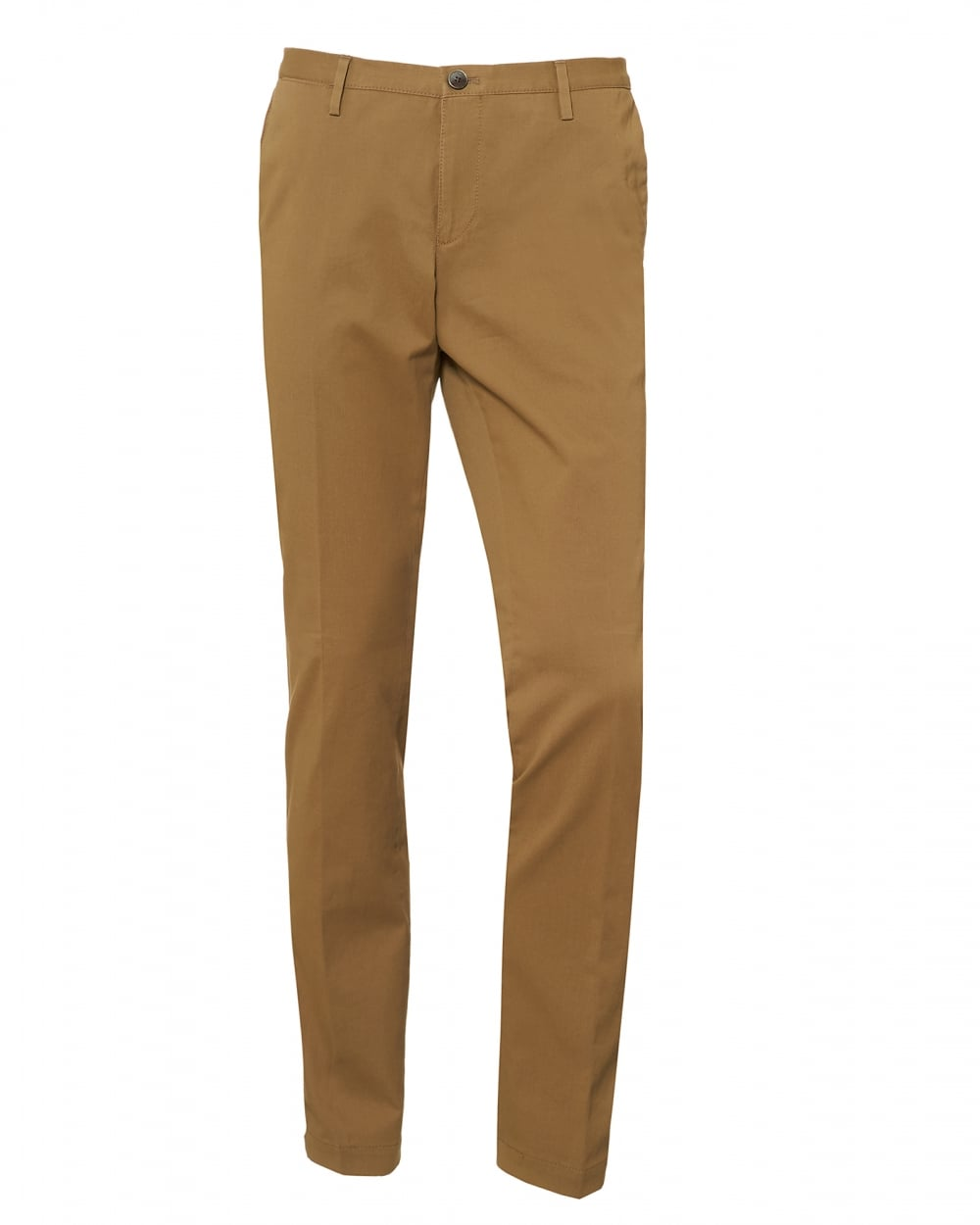 select for best diversified in packaging vivid and great in style Mens Stanino Chino, Beige Slim Fit Trouser