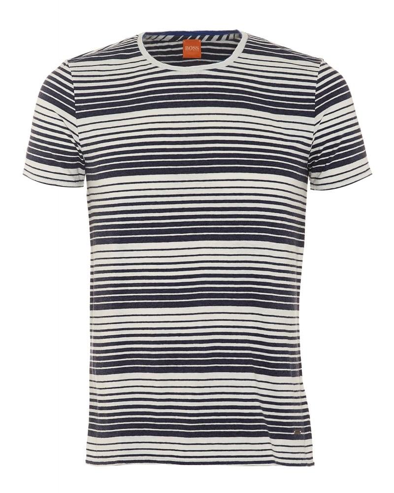 ed67b0fdbc23 Hugo Boss Orange Mens Tomeko T-Shirt