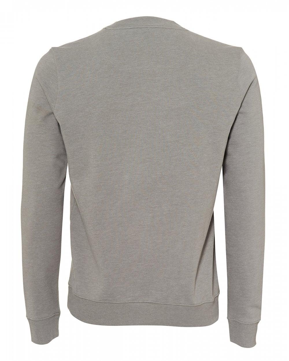 BOSS CASUAL WEDFORD - Sweatshirt - white 11bzsqDYA