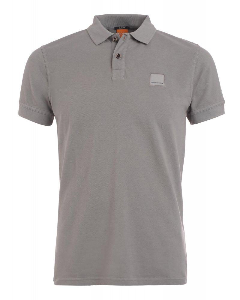 Boss Orange Mens Pascha Polo Shirt Mens T-Shirt Shop Mens T-Shirts   Vests  COLOUR-white d0eb3609aa