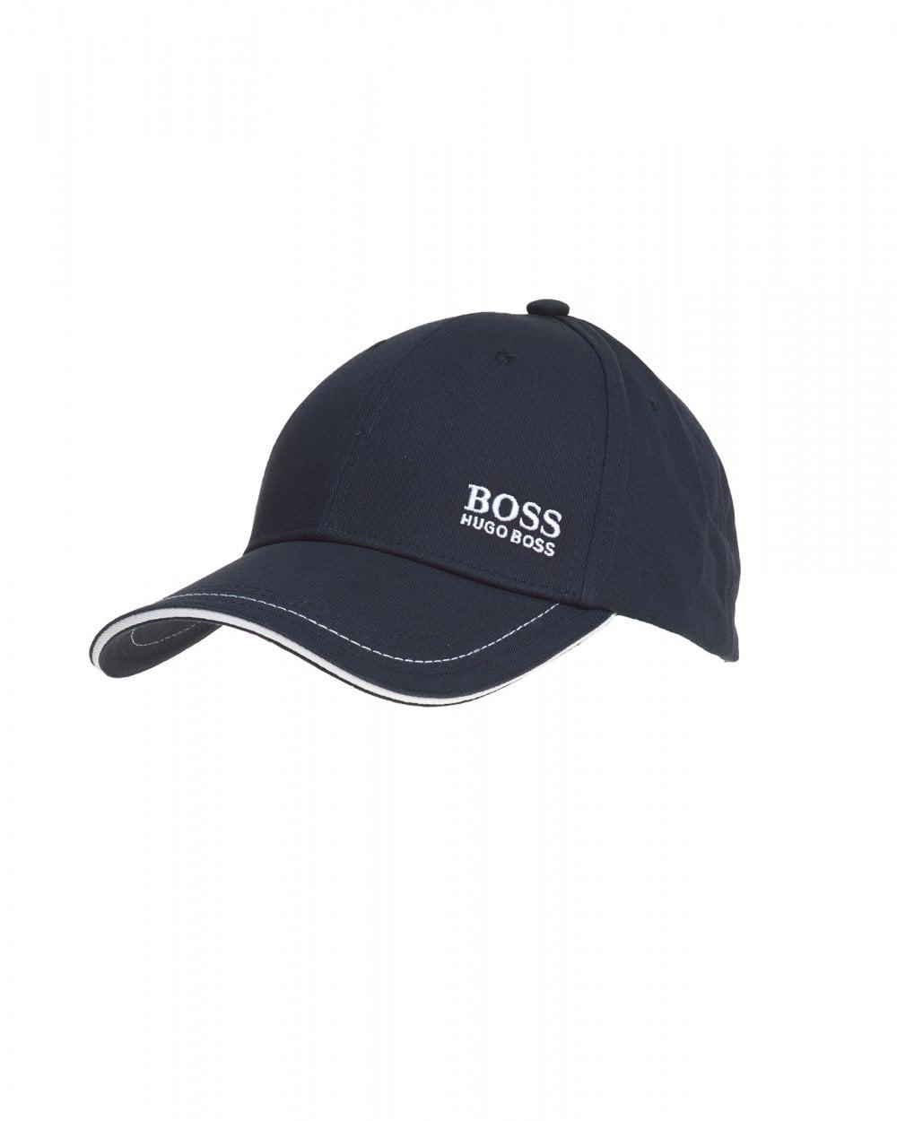 fe6a3b3f5 Mens Cap 1 Baseball Cap, Navy Blue Embroidered Cap