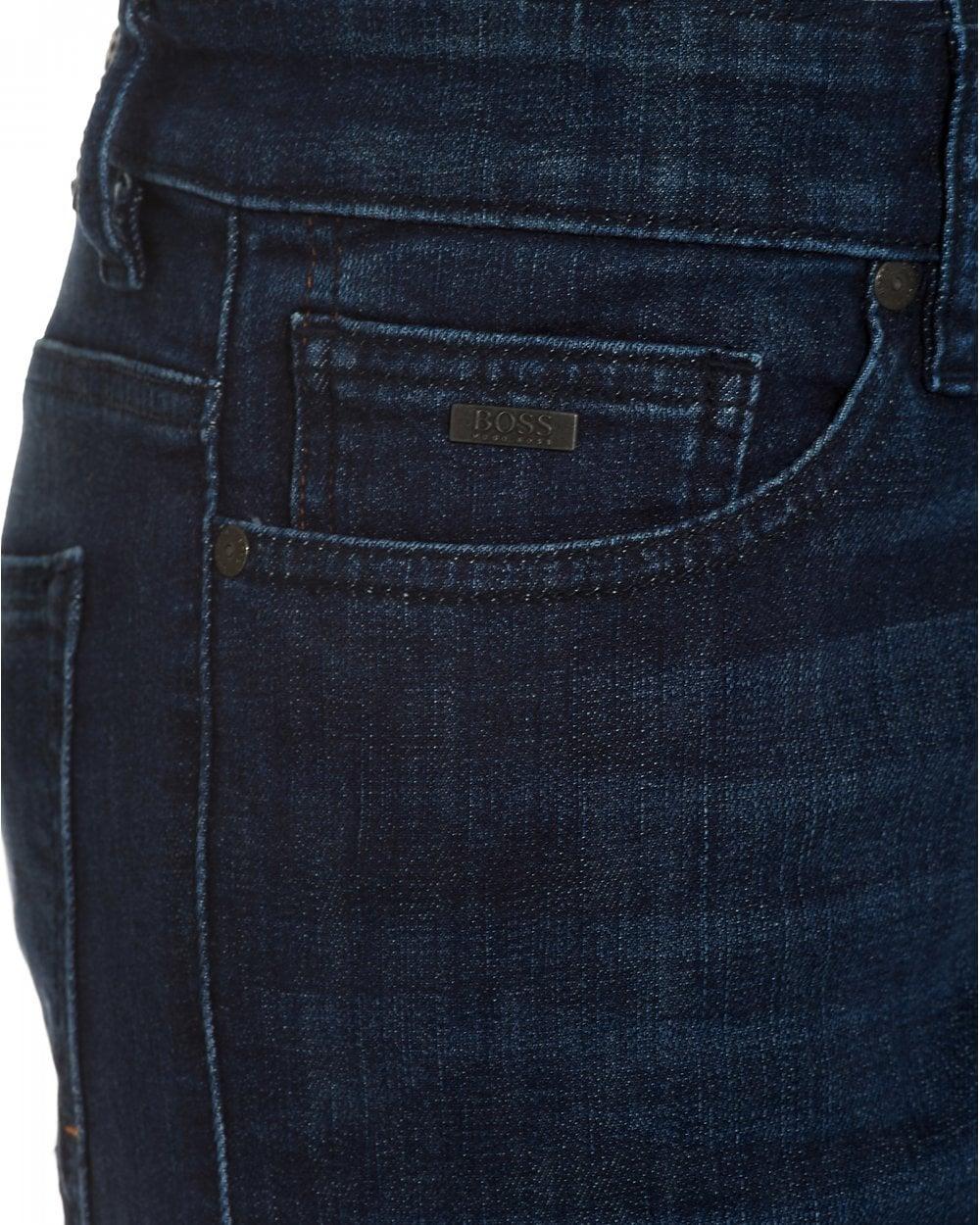 BOSS Casual Mens Delaware Jeans d129d1ded