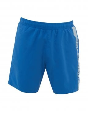 df19794bf Mens Dolphin Swimshorts, Quick-Drying Blue Swimming Trunks