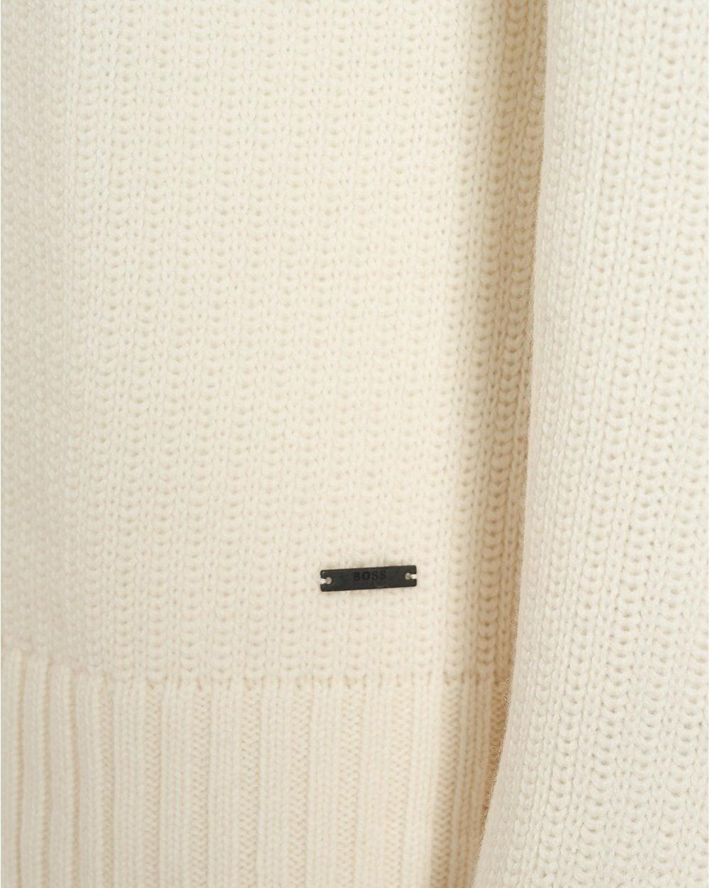 dfbcf08056 BOSS Business Mens Elessandro Knitted Jumper