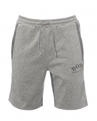 10513dd8c Mens Headlo Slim Fit Sweatshorts, Light Grey Jogging Shorts